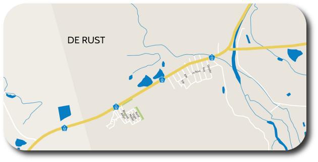 De Rust map